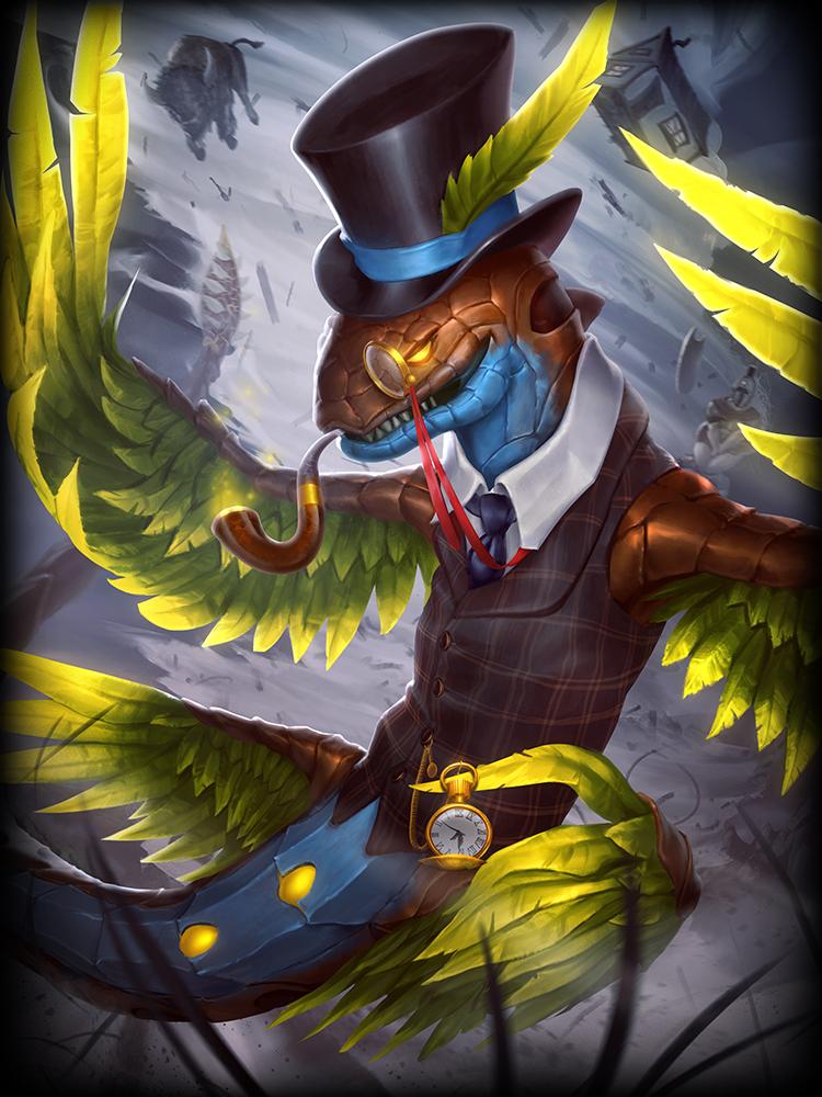 Kukulkan_Gentleman_Card