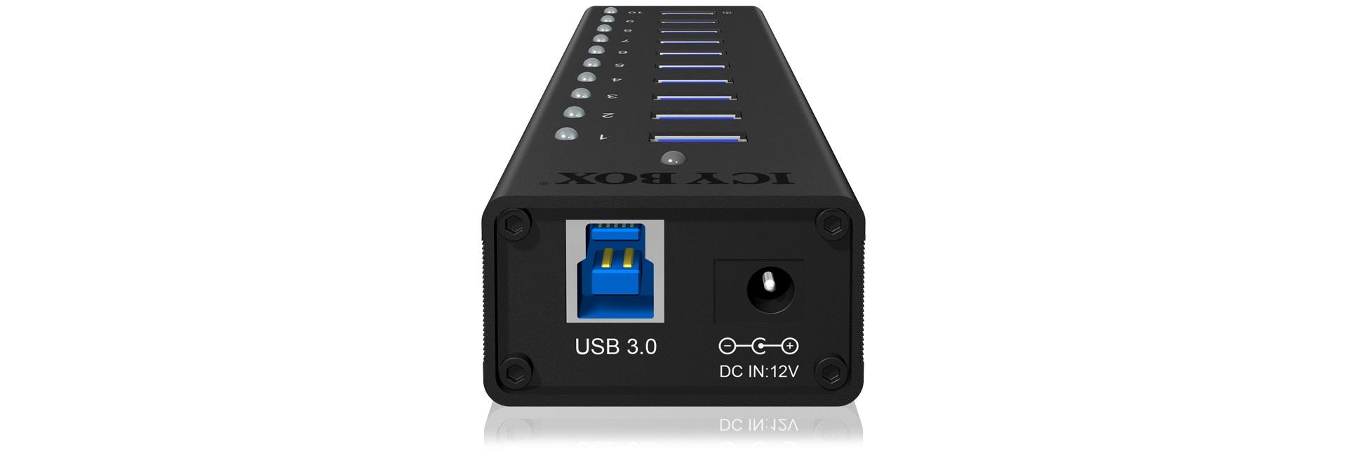 raidsonic icybox IB-AC6110