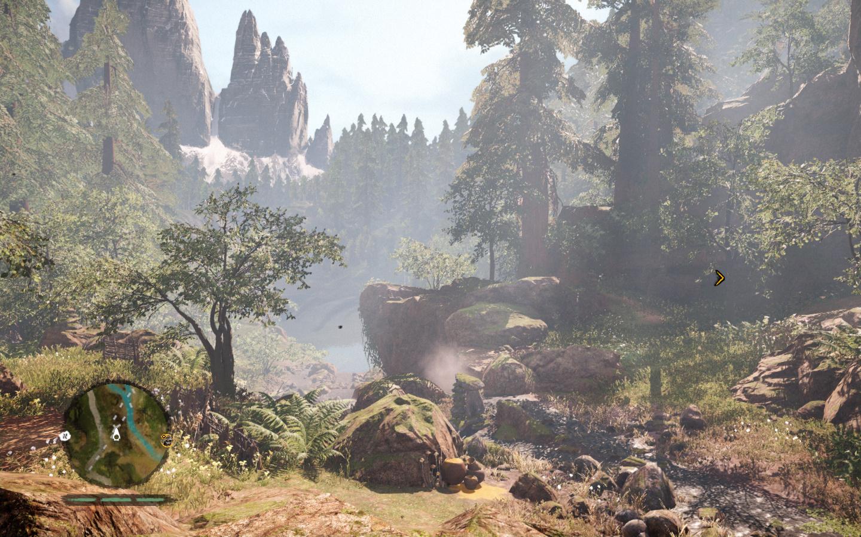 Far Cry Primal látványvilág