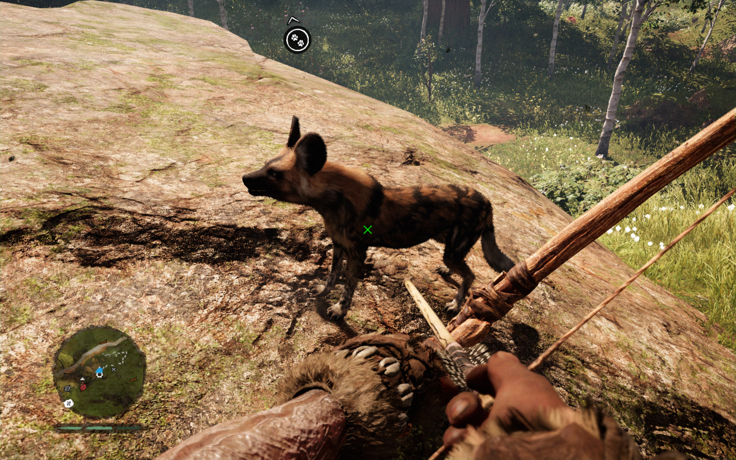 far cry primal hiéna