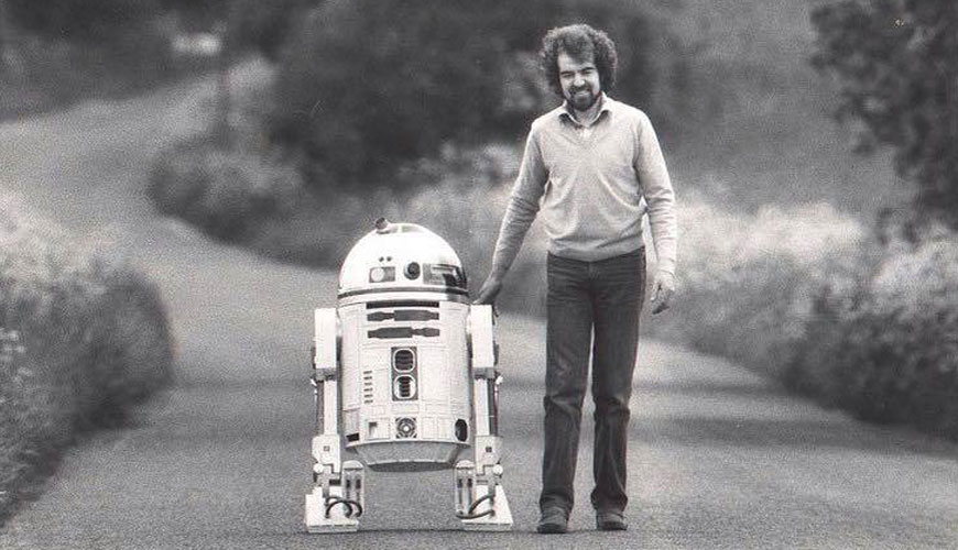 R2-D2 Tony Dyson