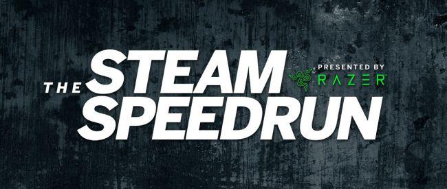 pcgamer pcgaming show steam speedrun