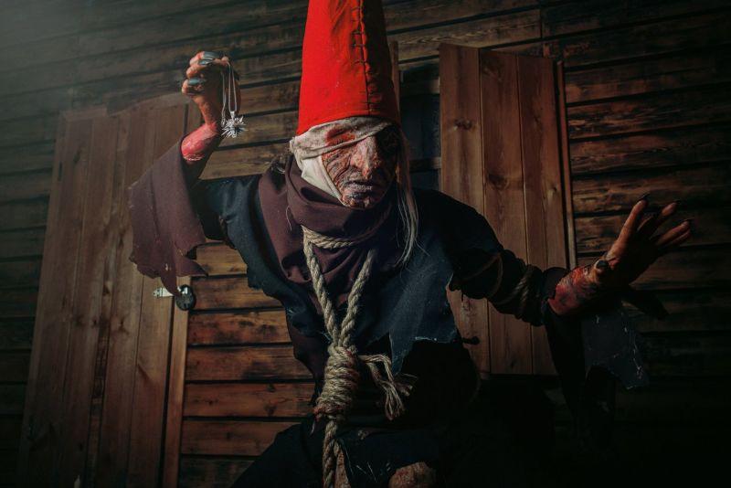 The witcher 3 cosplay boszorkány