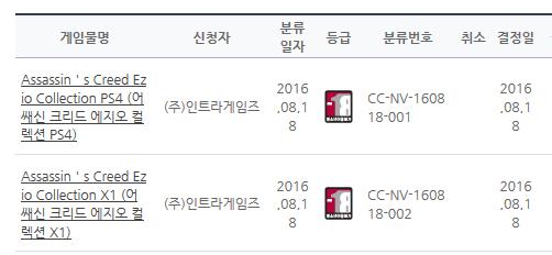 assassins_creed_ezio_collection_korean_rating_snapshot_1