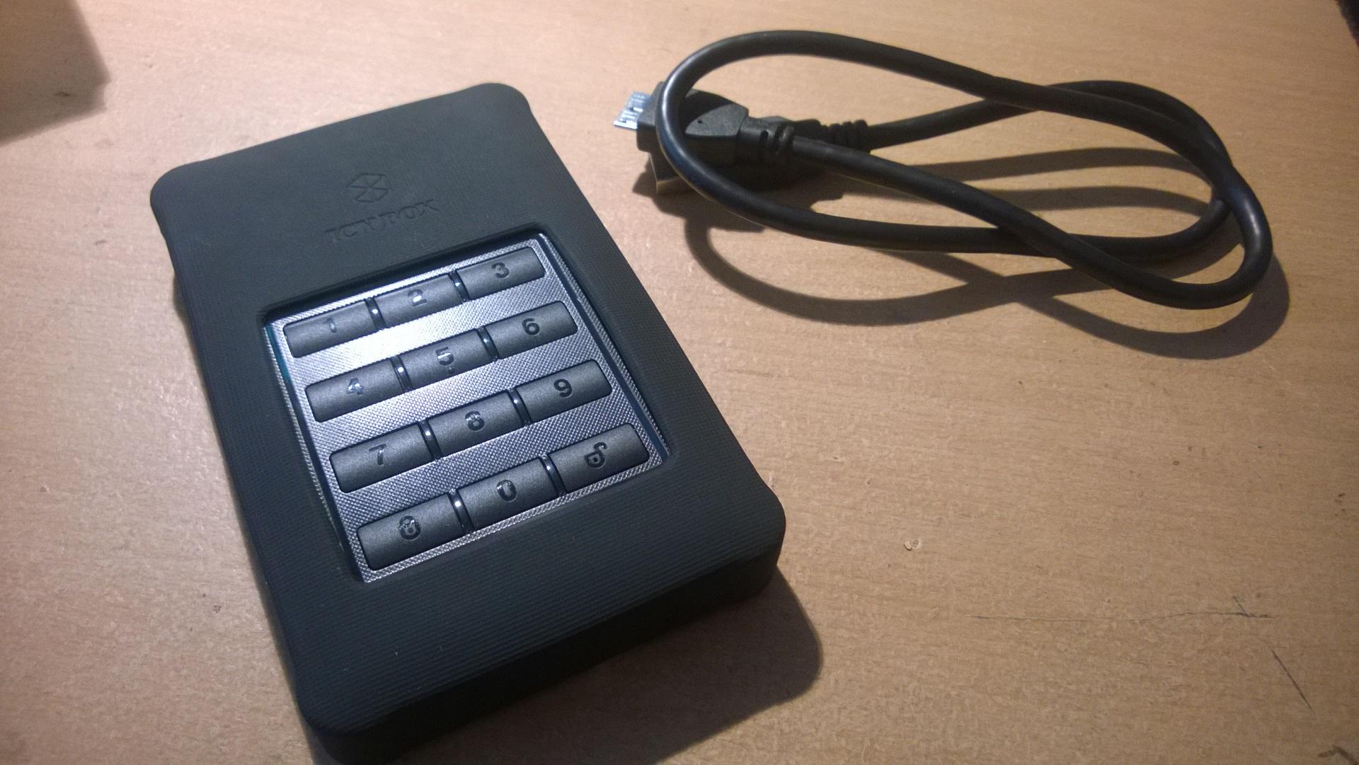 icy box IB-289U3