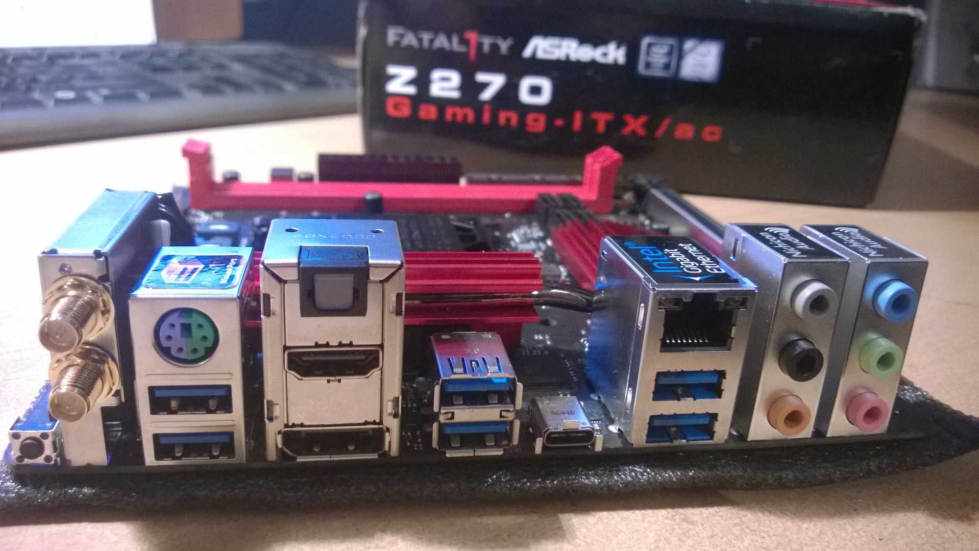 ASRock Fatal1ty Gaming-ITX/ac