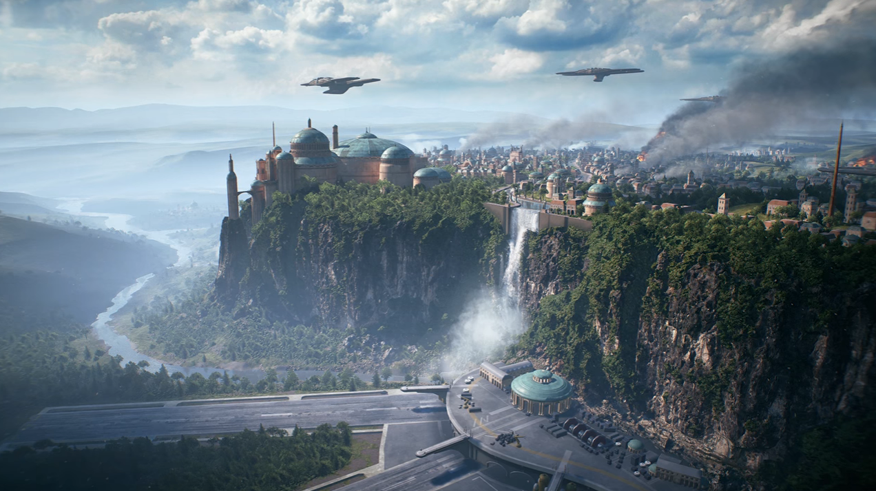 star wars battlefront 2 naboo