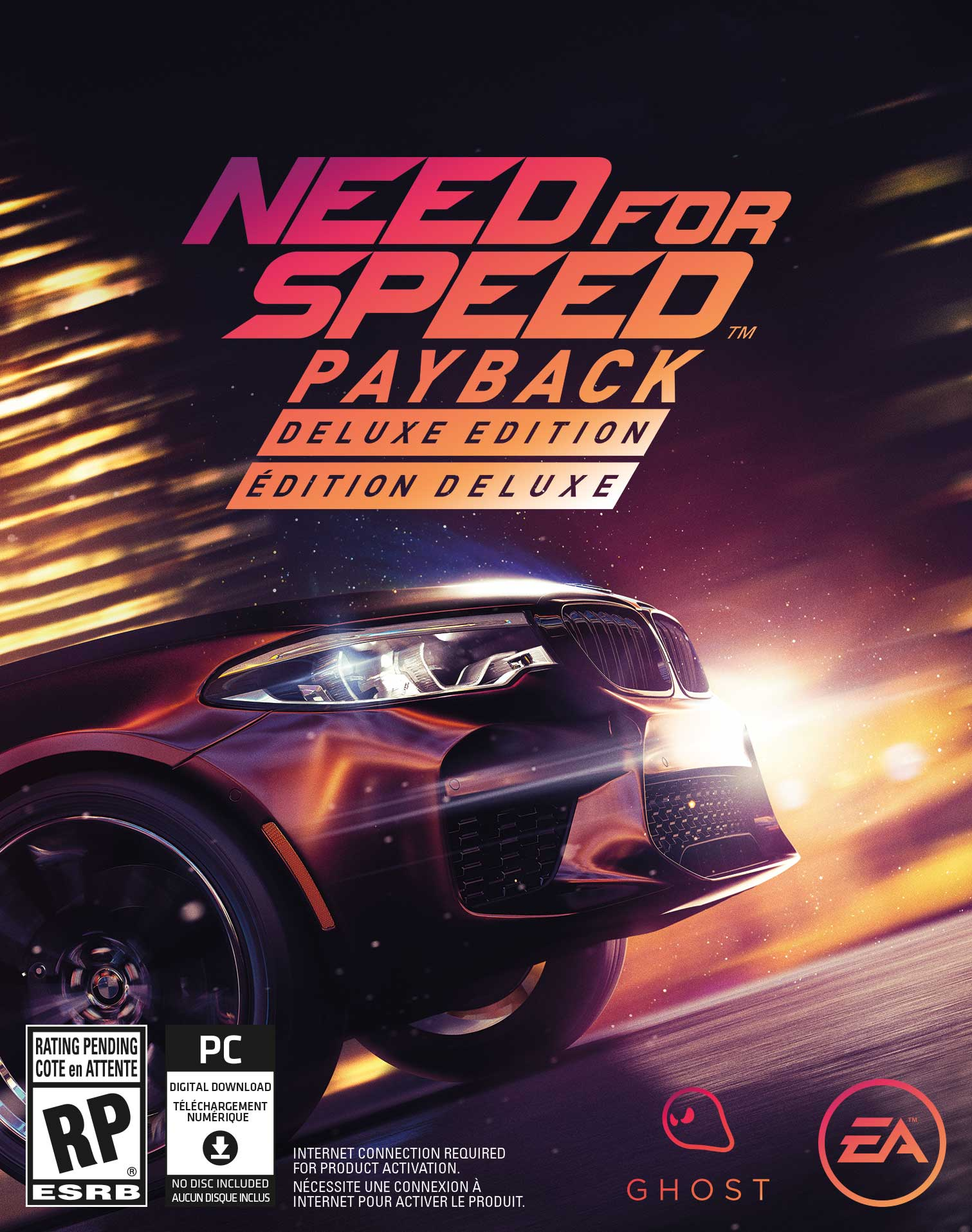 need for speed payback box hd png