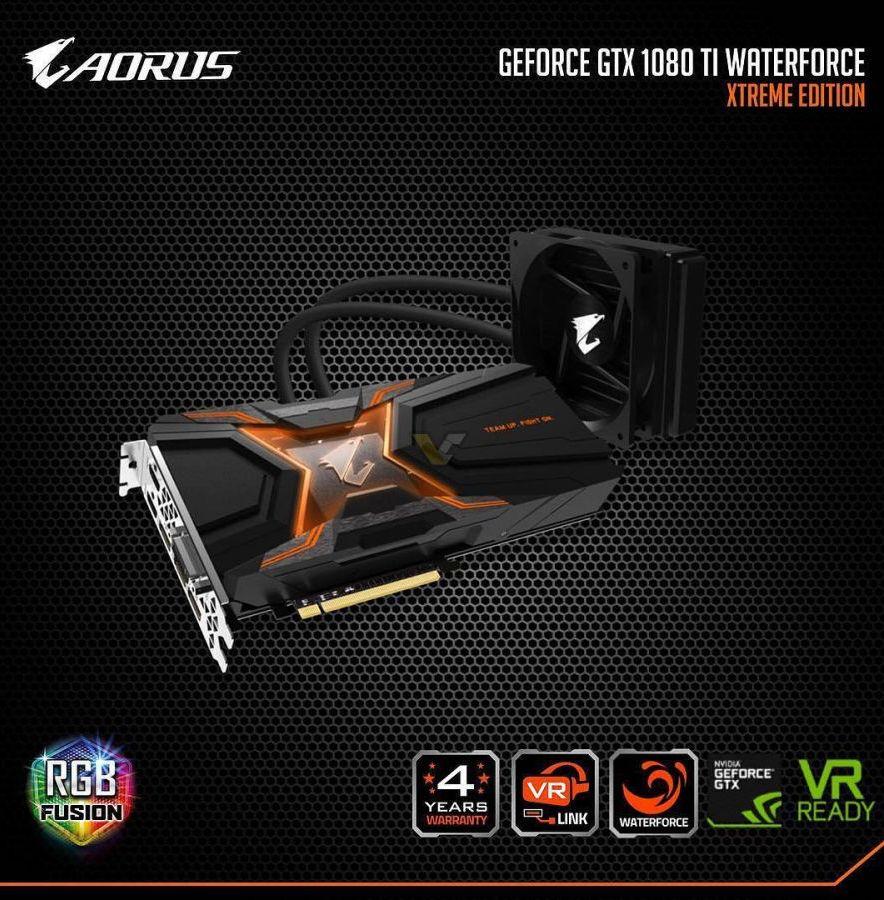 gigabyte AORUS-GTX-1080-TI-XE
