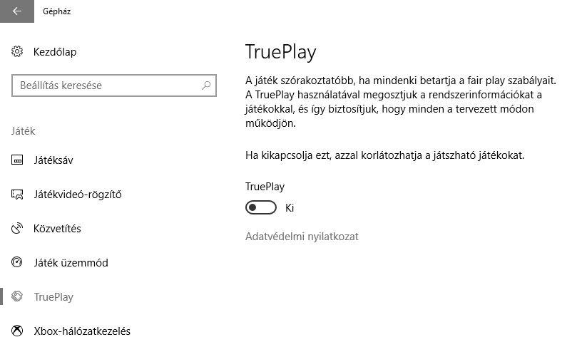 microsoft trueplay